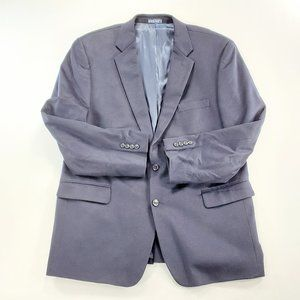 Nautica Sports Coat Suit Blazer Jacket Wool Blend